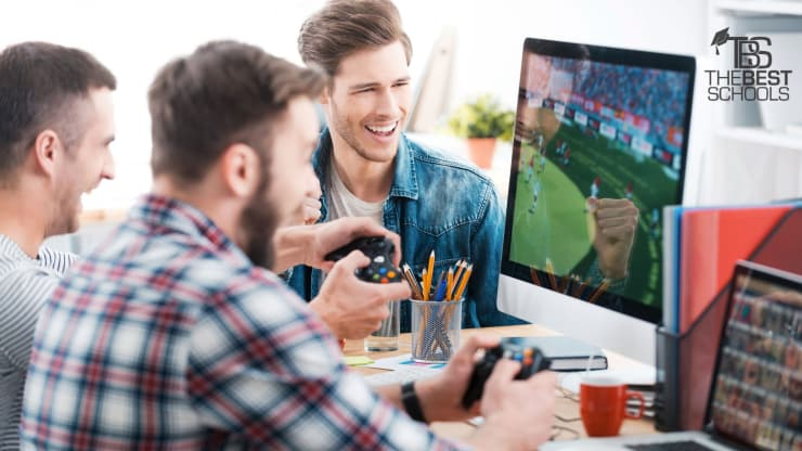 What Can I Do With A Degree In Video Game Design - Online video game design schools