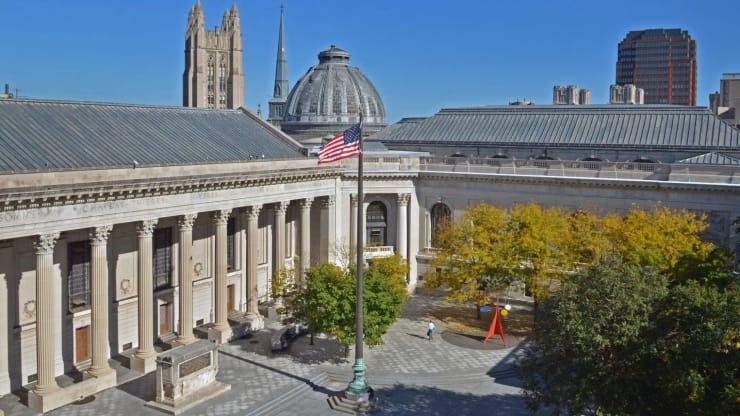 Yale University, Stephen A. Schwarzman Center