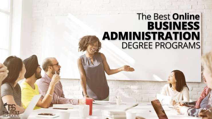 The 30 Best Online Bachelor's in Business Administration
