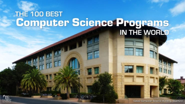 8e1e6aac8d8 100 Best Computer Science Programs in the World (Featured  The Gates  Computer Science Building