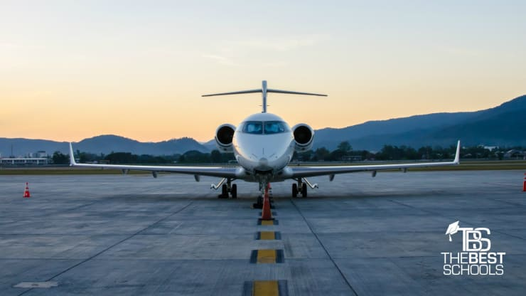 The 10 Best Online Bachelor's in Aeronautics & Aviation