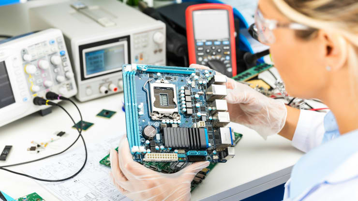 the best online bachelor's in electronics engineering programs