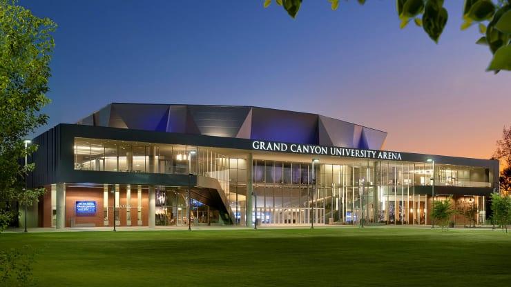 Grand Canyon University Library