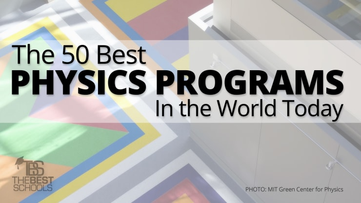 The 50 Best Physics Programs in the World Today | TheBests.org  Year Plan Electrical Engineering Umd on