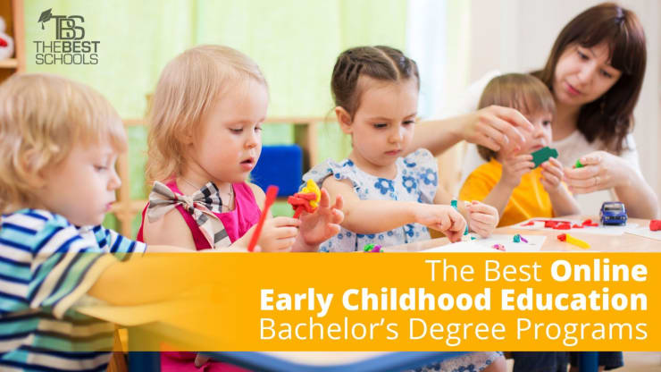 The Best Online Bachelor's in Early Childhood Education Degree