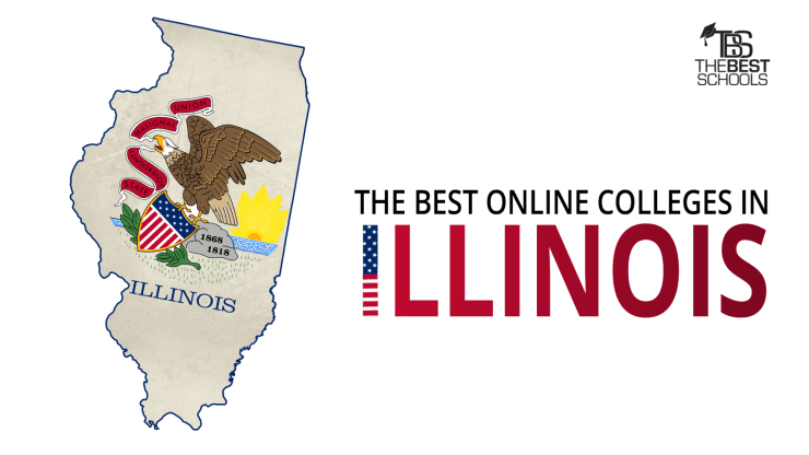 The Best Online Colleges in Illinois | TheBests.org Uiuc College Of Arts And Sciences Map on