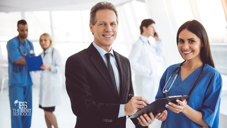 how much money do healthcare administrators make