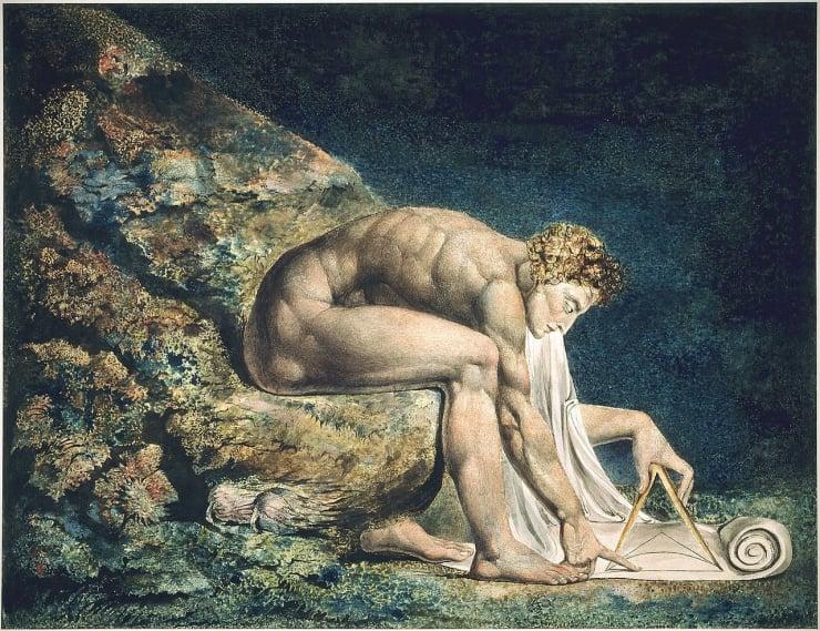 Blake's Newton