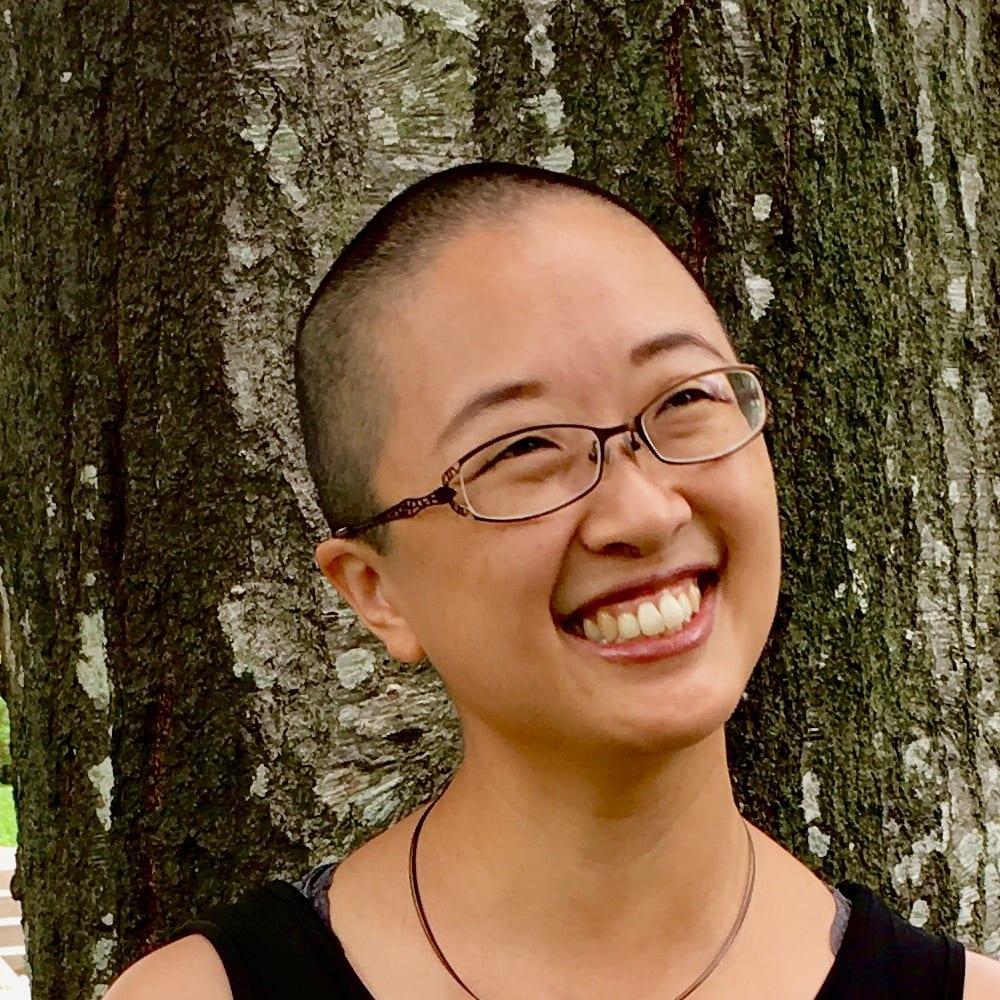 portrait of Angelique Geehan