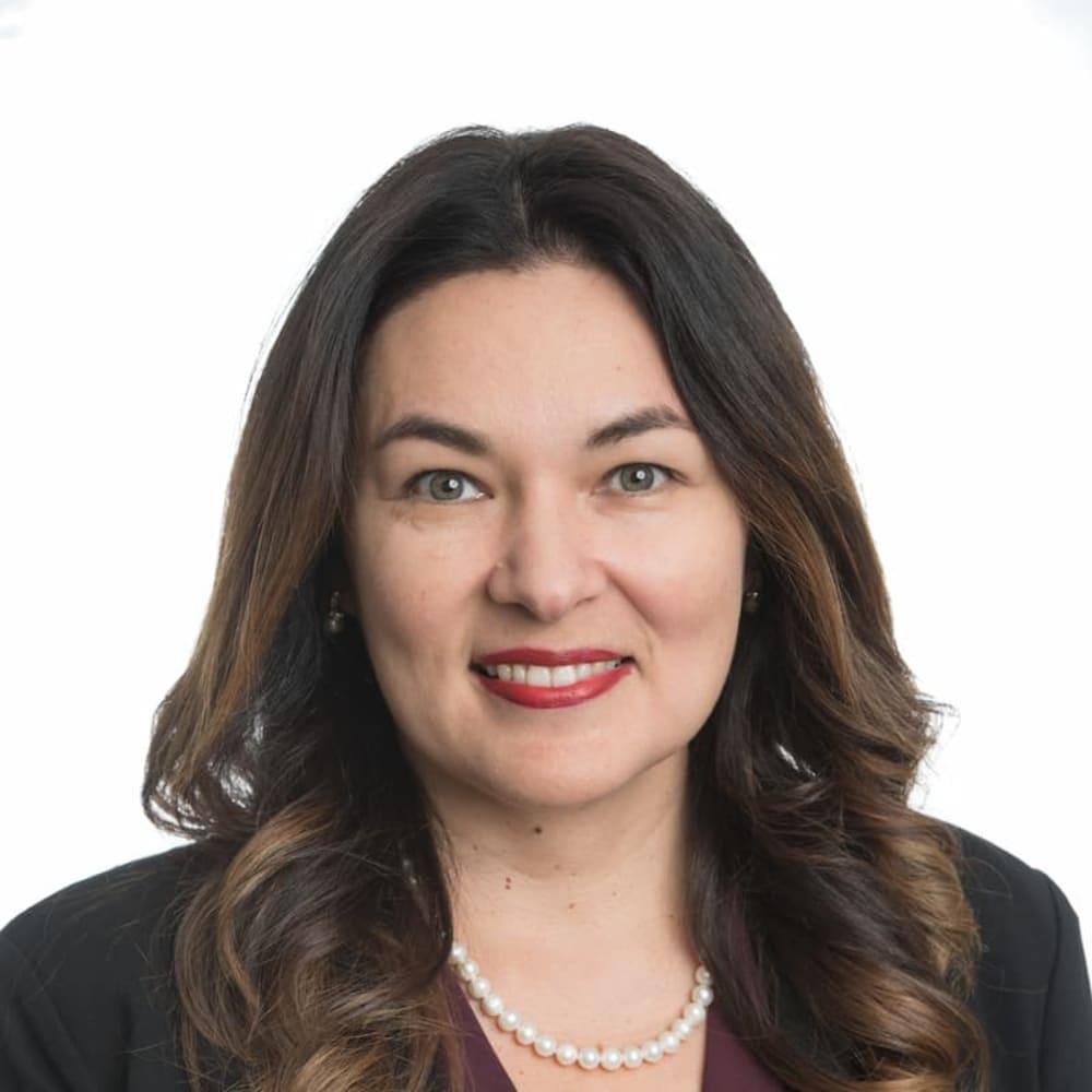 portrait of Susana Muñoz, Ph.D.