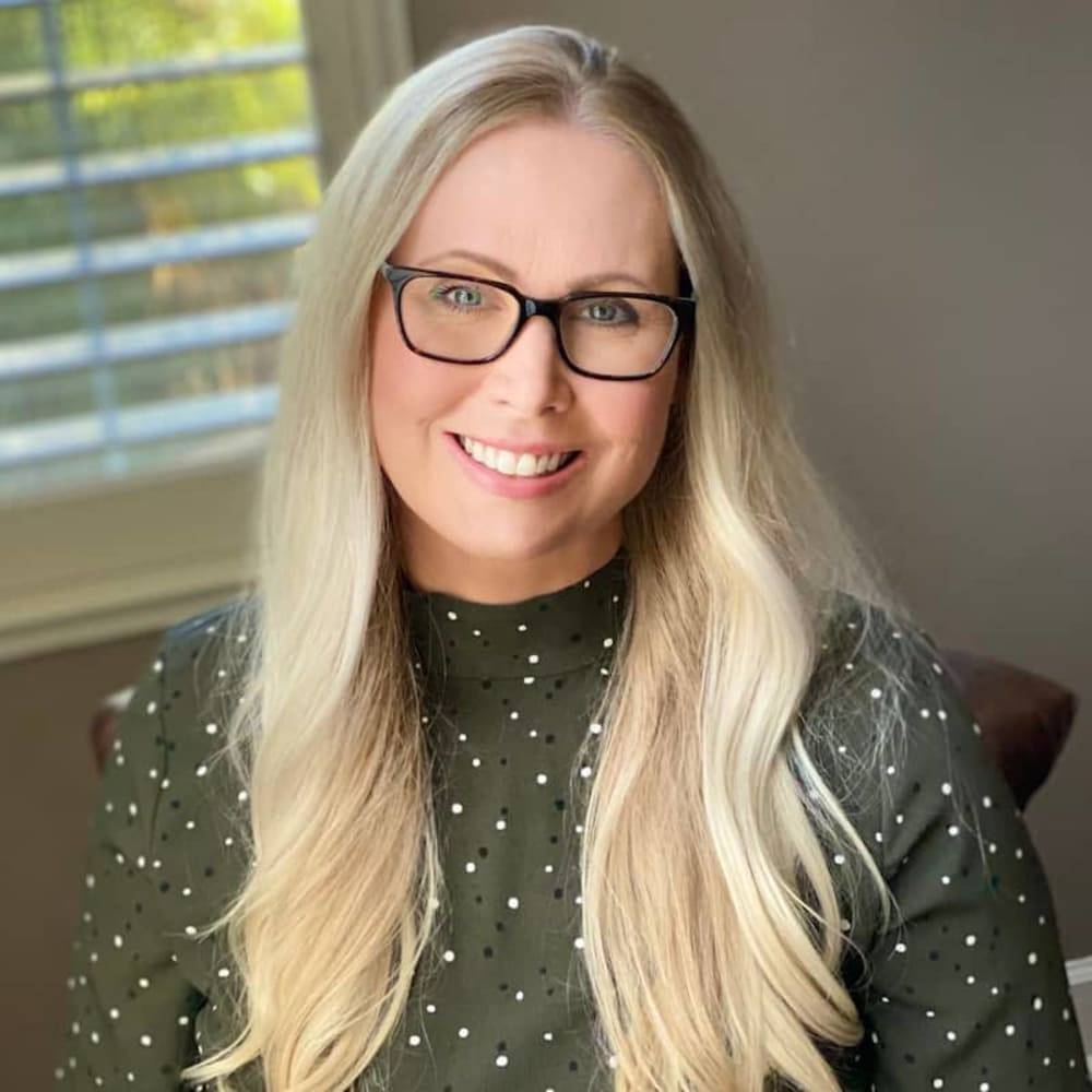 portrait of Brandy Gleason, MSN, MHA, BC-NC