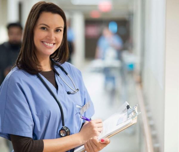Medical Assistant to Registered Nurse (RN)
