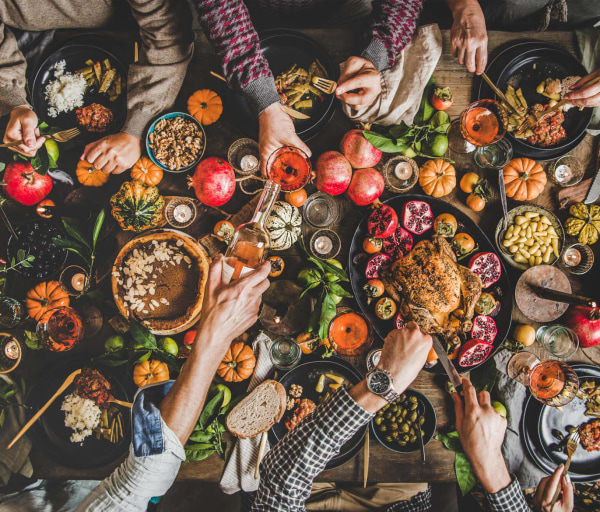 How to Avoid Food Guilt in the Holiday Season