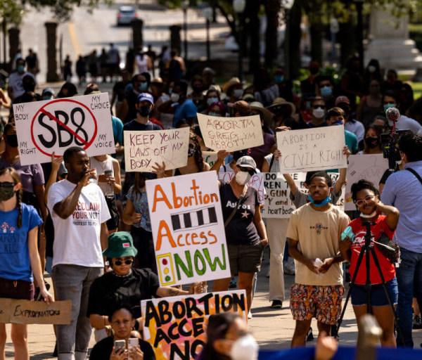 Nurses Respond to Texas Abortion Law SB8