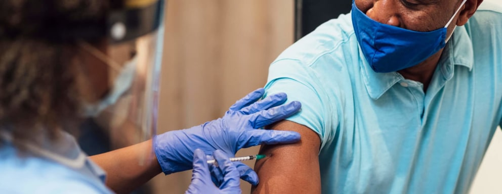 COVID-19 Vaccine Obstacles Among Minority Communities