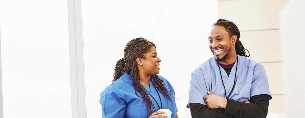 The Gender Pay Gap in Nursing 2021