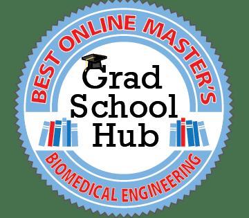 Grad School Hub's Best Online Biomedical Engineering Master's Programs