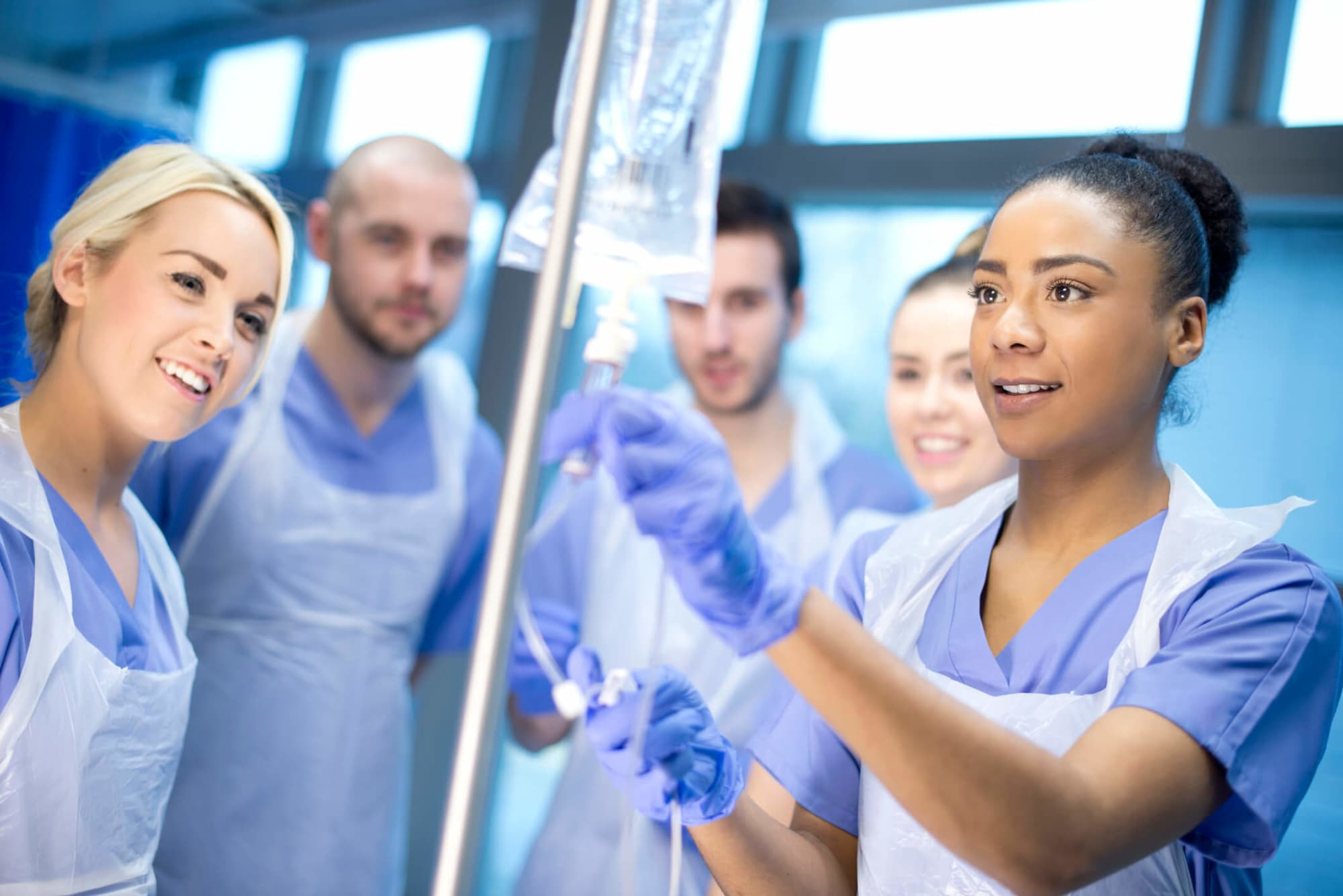 Getting Clinical Experience as an Online Nursing Student