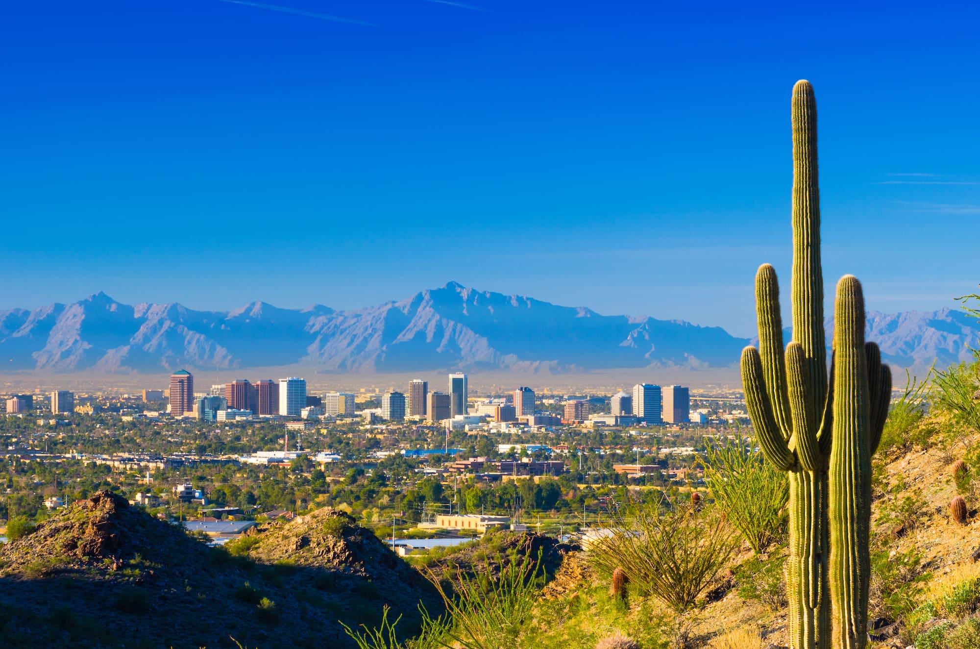 Hero Image Online Psychology Degree Programs in Arizona