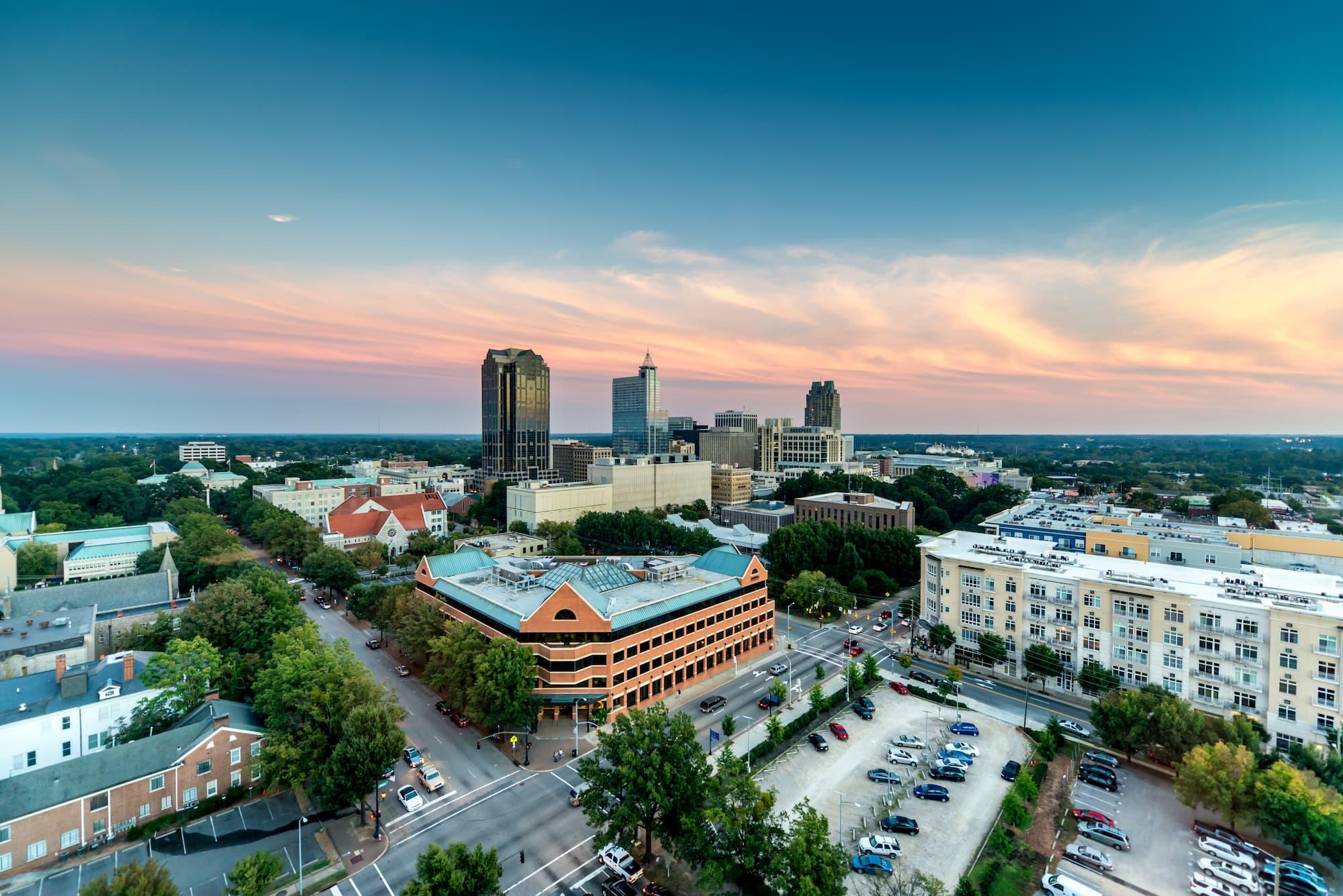 Hero Image Online Psychology Degree Programs in North Carolina