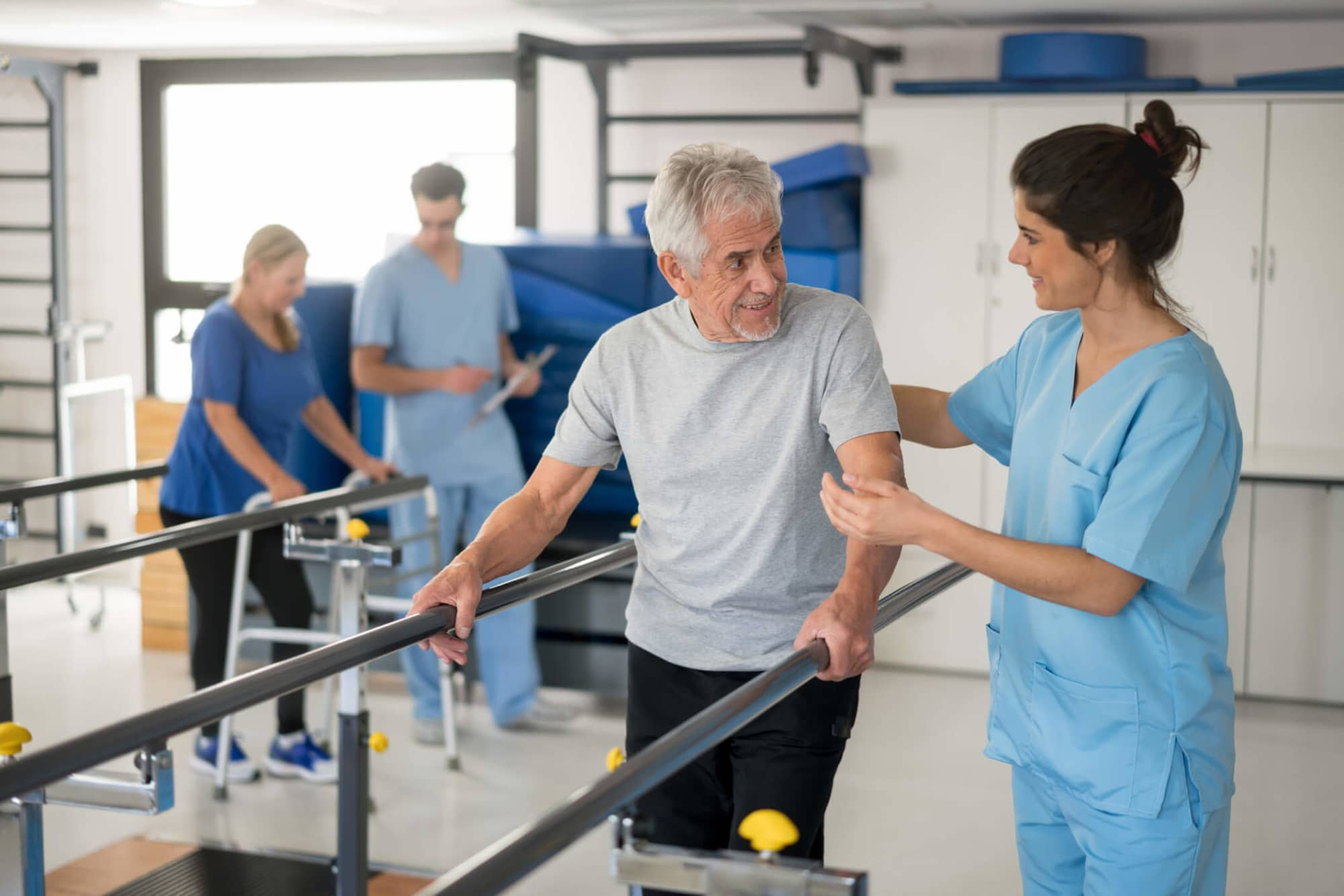Meet a Rehabilitation Nurse