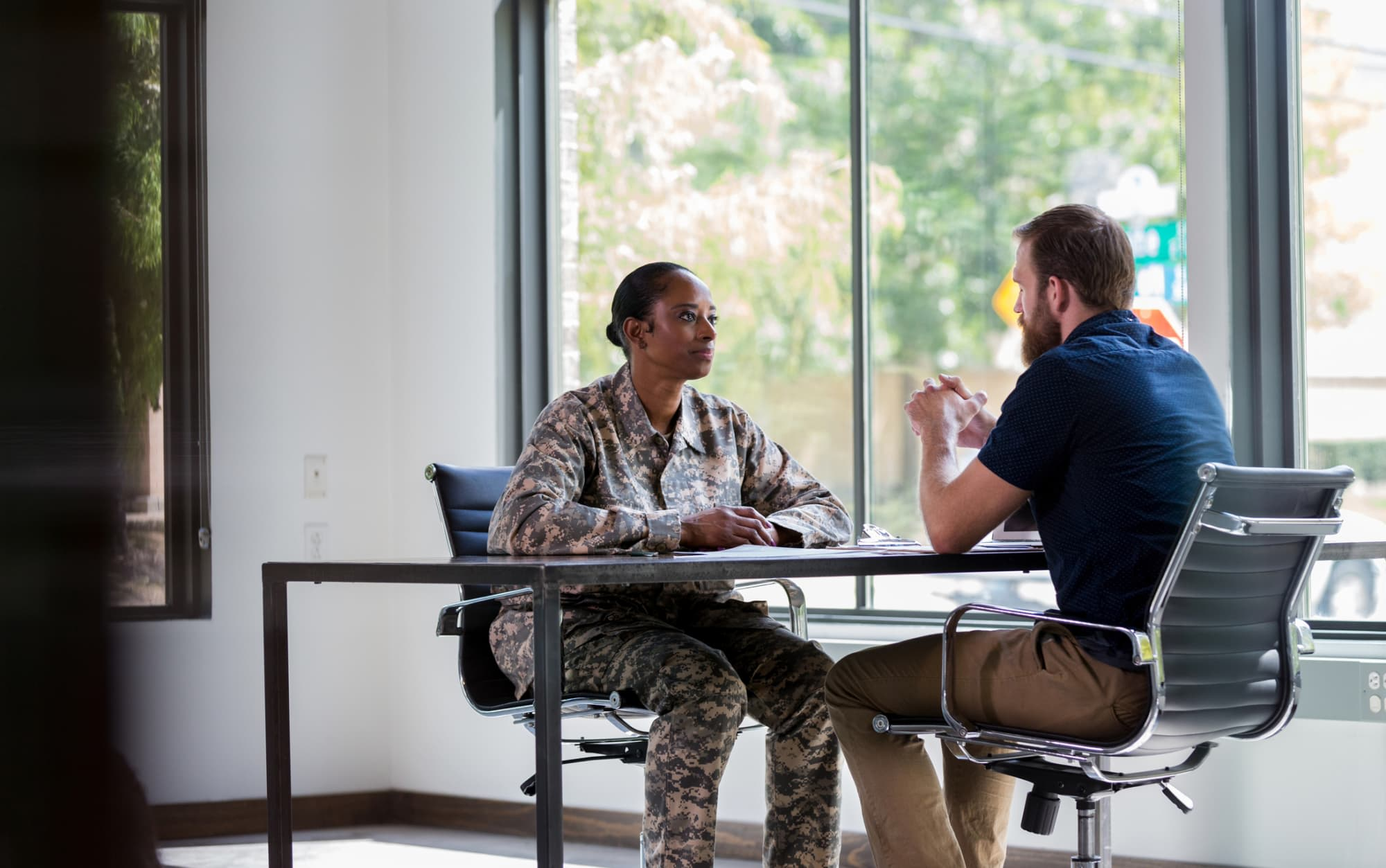 Counseling Resources for Military Families