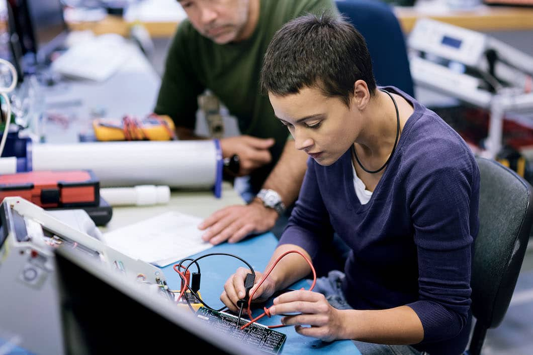 Hero Image What is a STEM Degree?