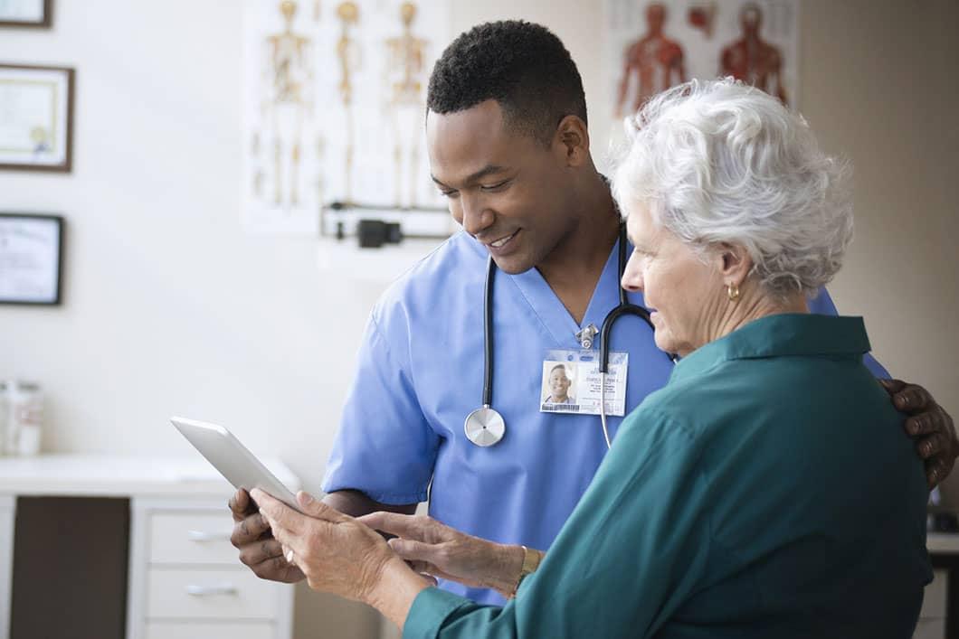 Hero Image Most Affordable Online Master's in Nursing (MSN) Degree
