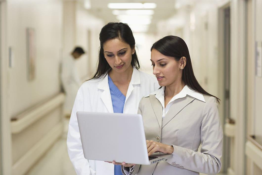 Hero Image Most Affordable Online Bachelor's in Health Management Programs 2021