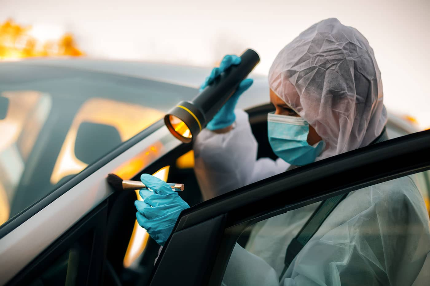 Hero Image Crime Scene Technician: Career Guide