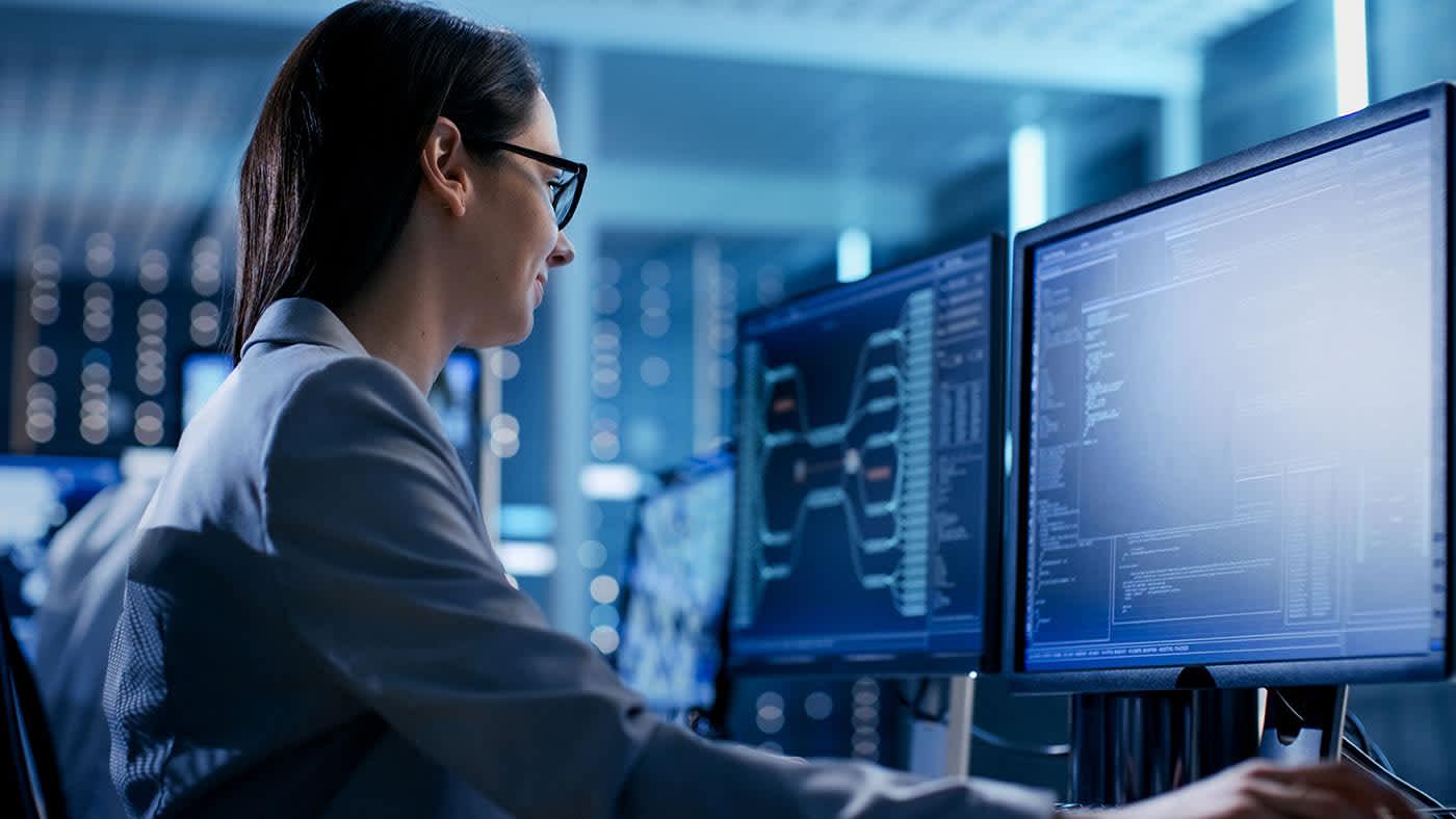 Hero Image Cyber Security Degree
