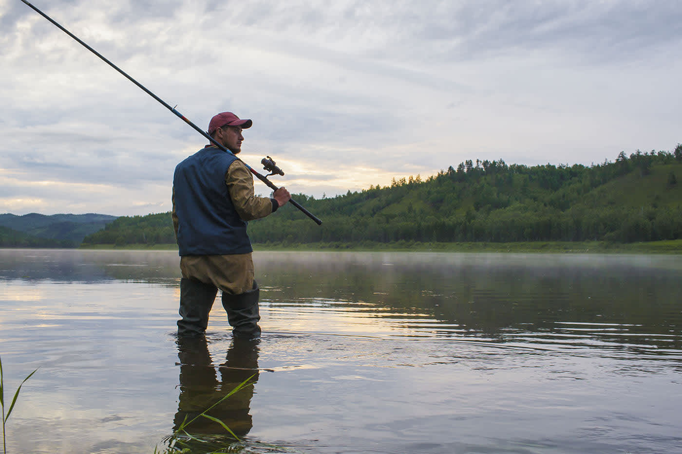 Hero Image Fish and Game Warden: Career Guide