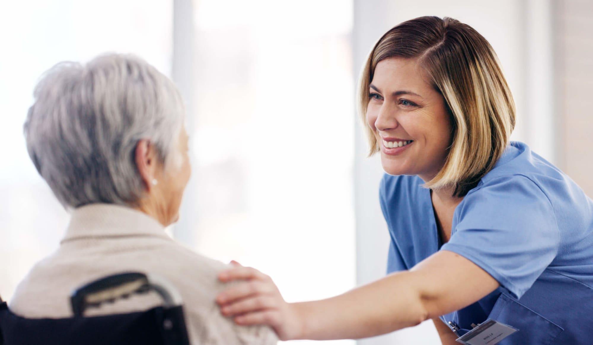 Meet a Registered Nurse