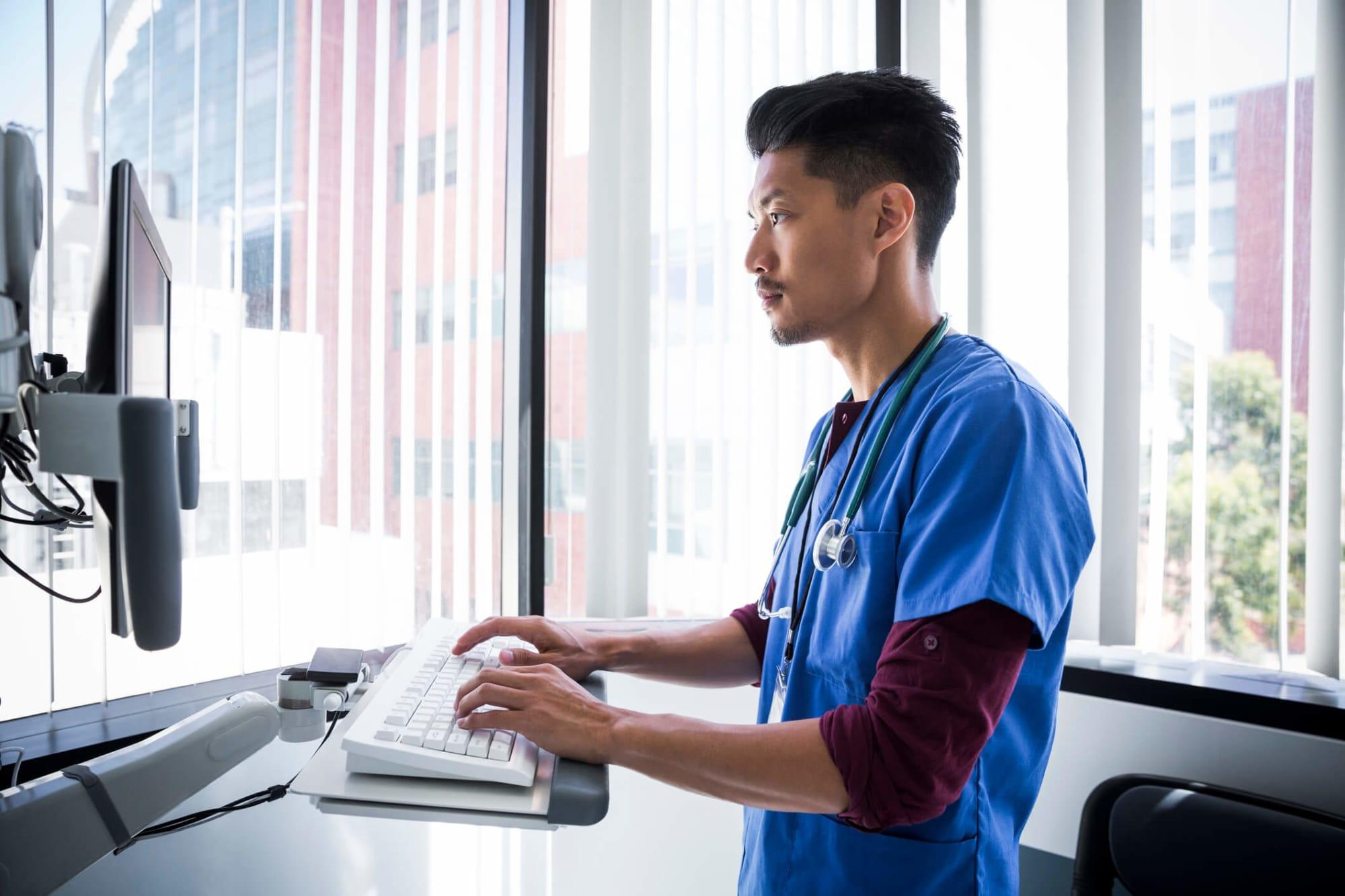 Medical Billing and Coding vs. Nursing