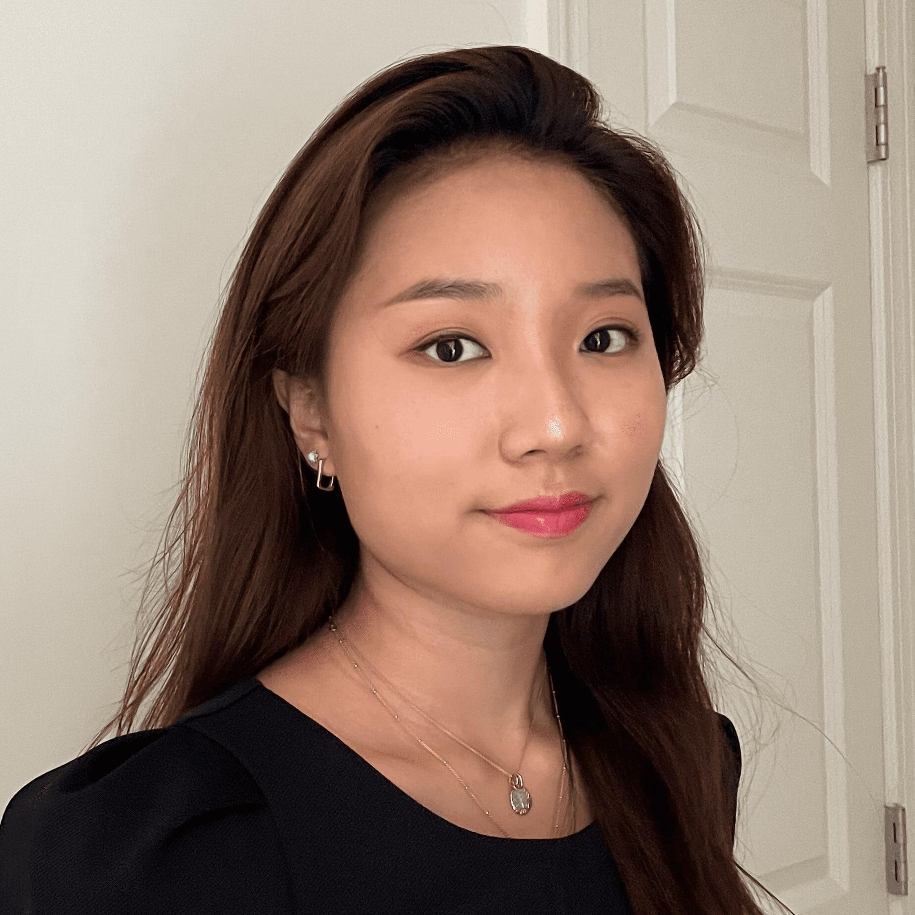 portrait of Min Shin