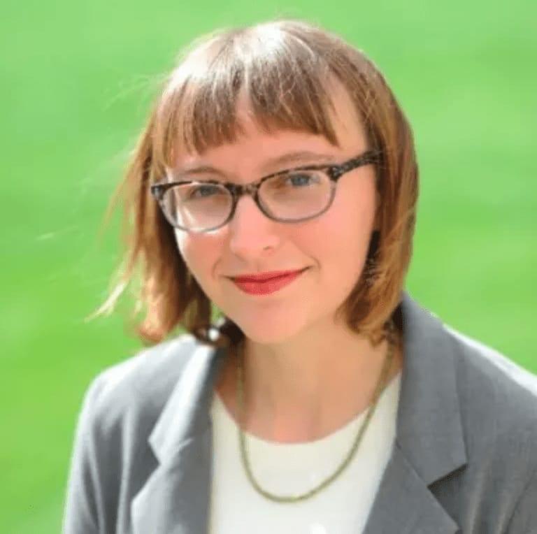 portrait of Jordan Stewart-Rozema, Ph.D.