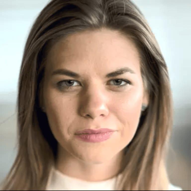 portrait of Kasia Kovacs