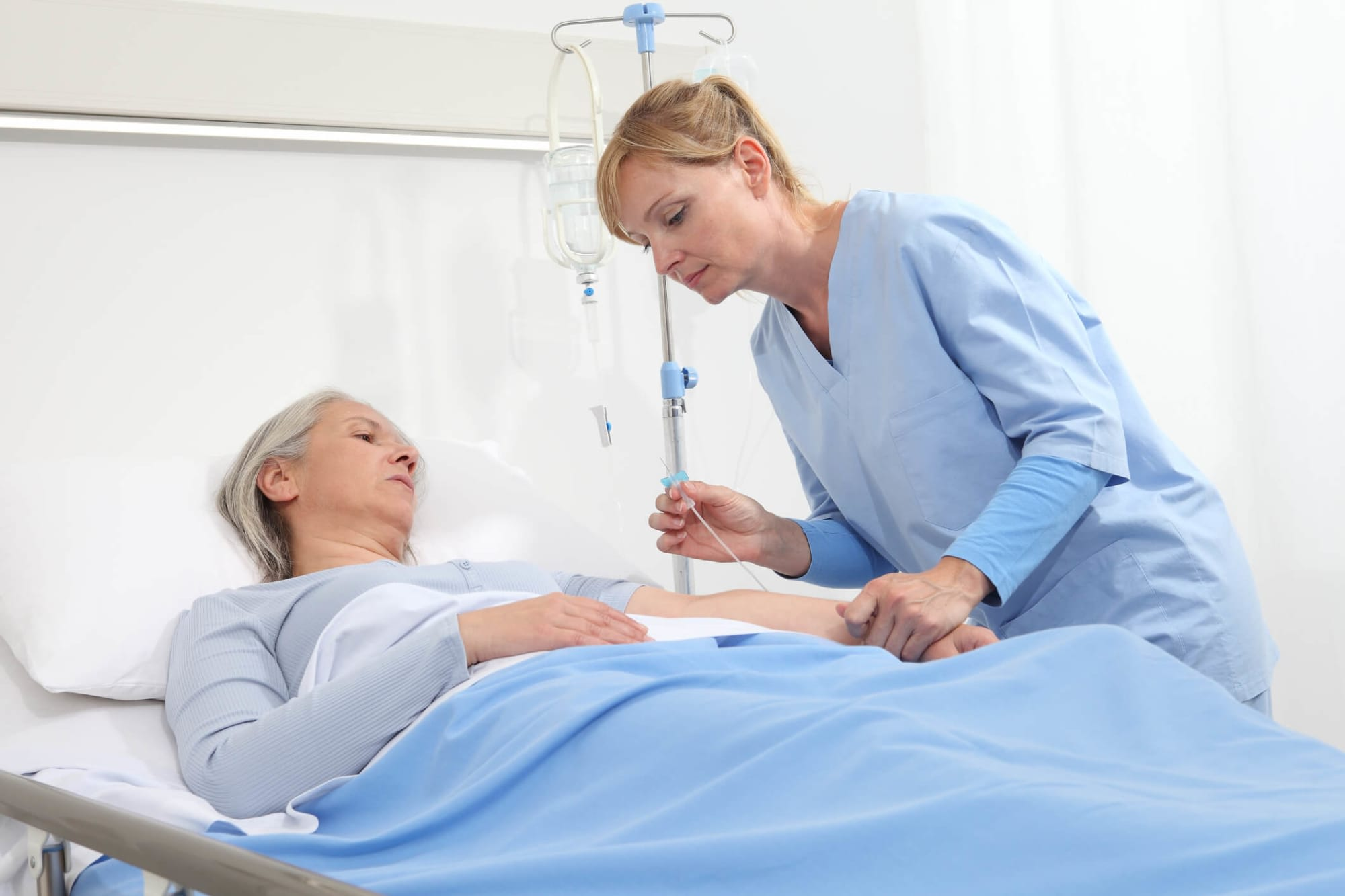 How to Become an IV Infusion Nurse