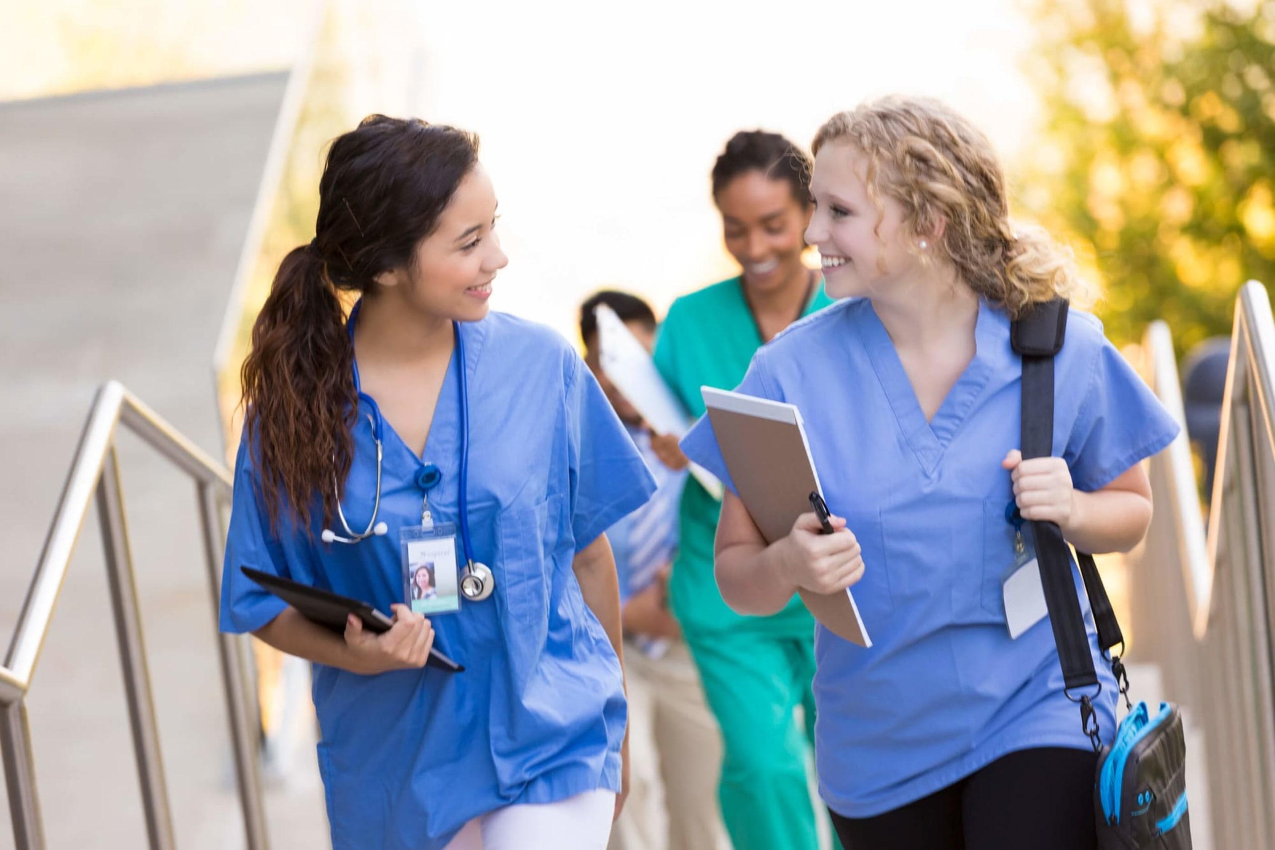 Top Private Nursing Schools in California