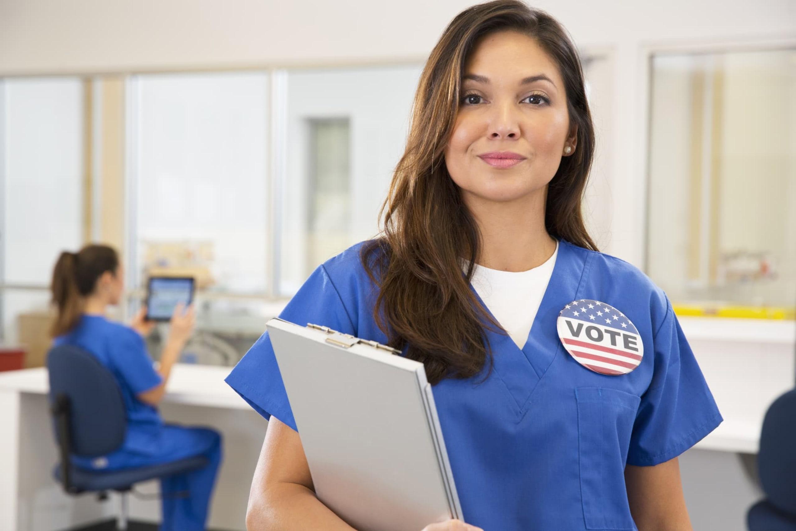 How Nurses Can Promote Civic Engagement
