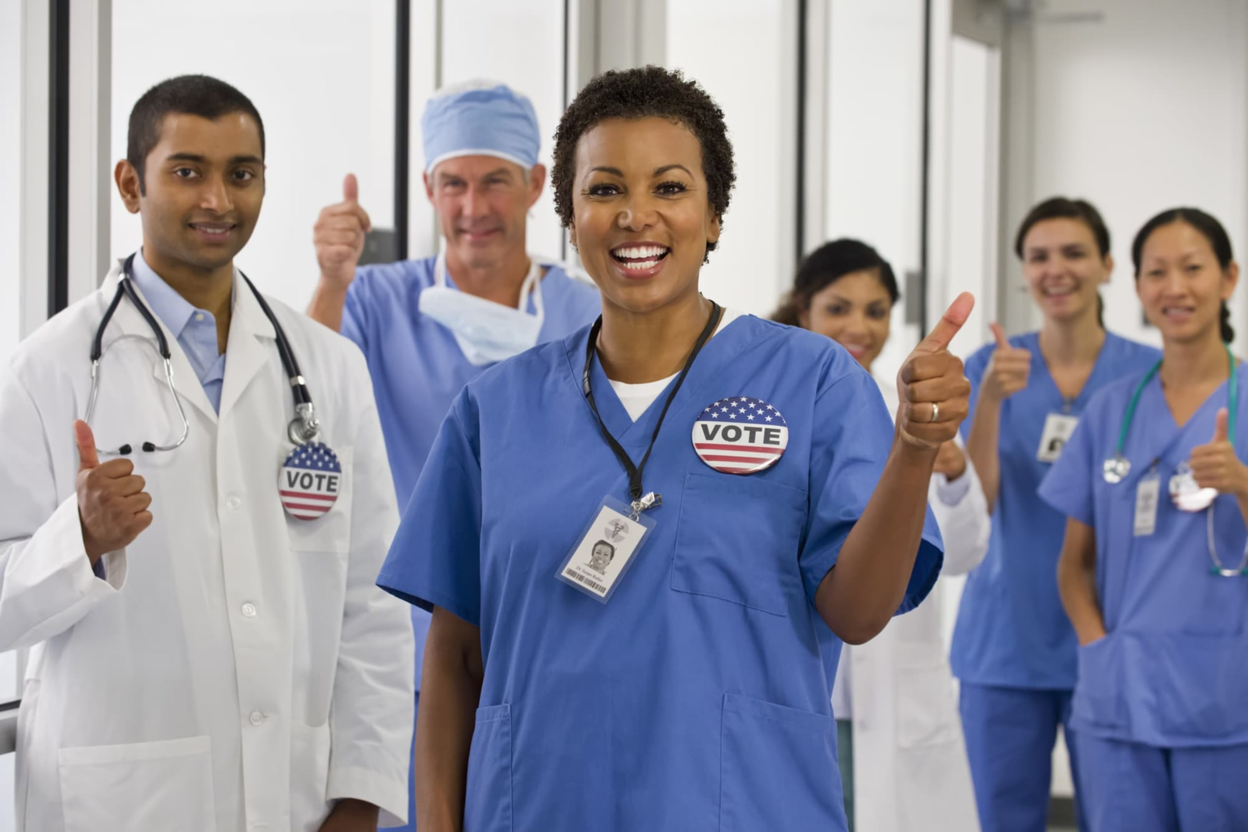The Nurse's Guide to Voting