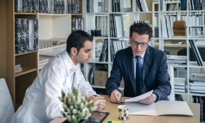 Online MBA in Healthcare Administration