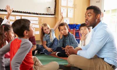 Online Master's In Elementary Education Programs 2021