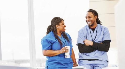 The Gender Pay Gap in Nursing