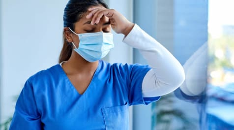 Top Tips From Nurses on Dealing With Burnout