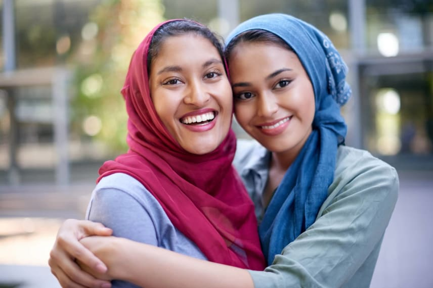 Support for Muslim College Students