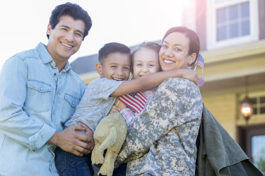Online College for Military Spouses & Dependents
