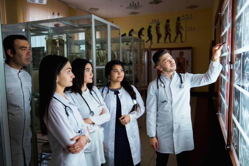 Best Doctor of Medicine Programs 2021