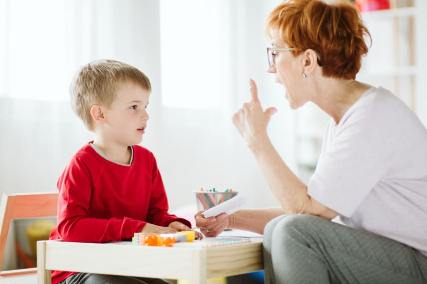 Speech and Language Disorders in College