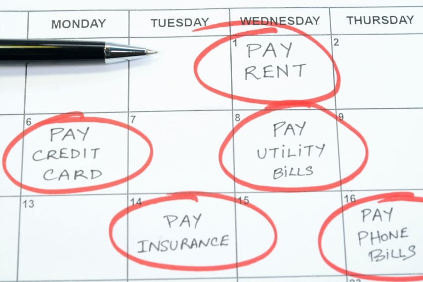 What To Do If Your Income is Interrupted
